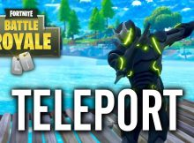 Glitch teleport paredes fortnite 13.40